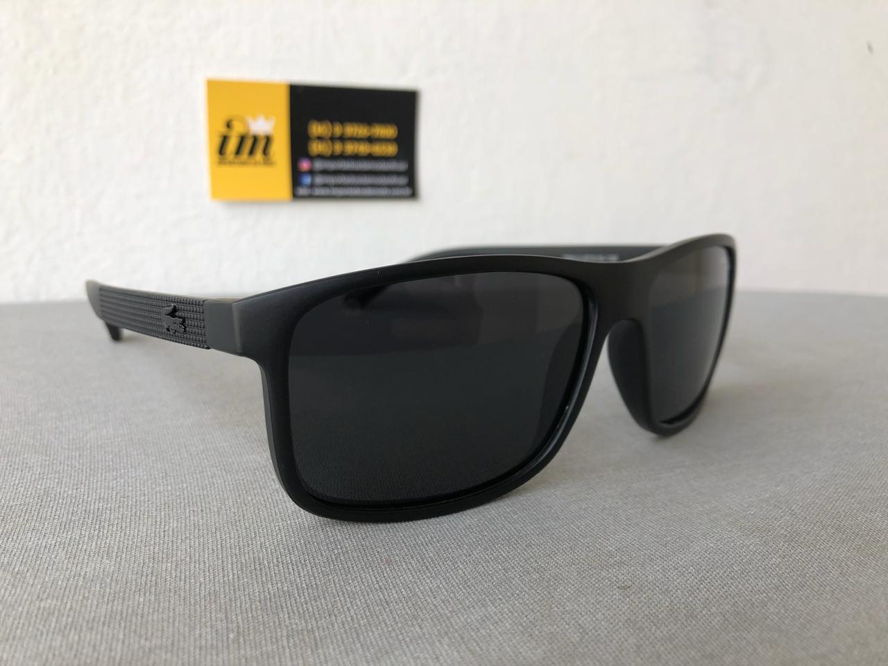 5267a75c0 Oculos de Sol Lacoste Replica Primeira Linha