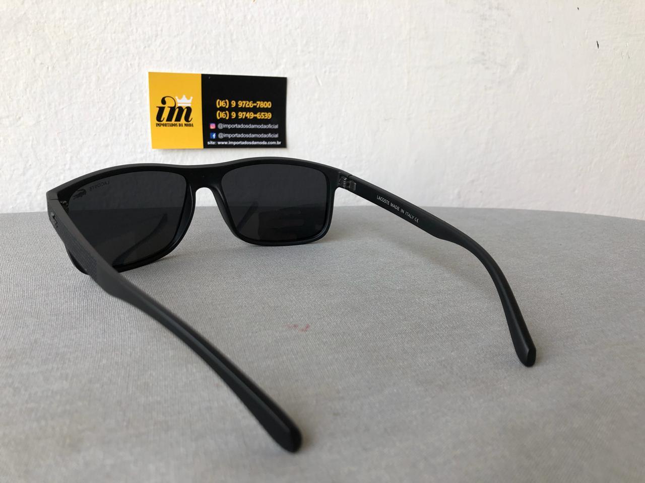 Oculos de Sol Lacoste Replica Primeira Linha