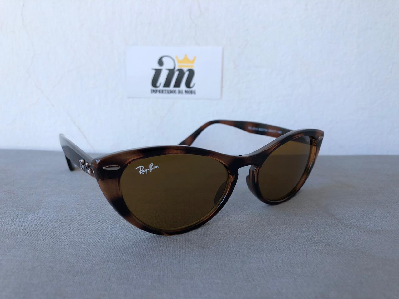 Óculos de sol Nina Tartaruga Replica