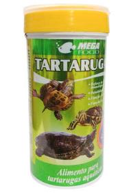 Ração Mega Food Sticks para Tartarugas