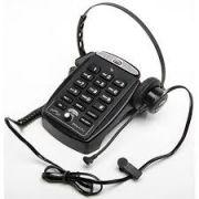 Base discadora com headset hp-101-l Prima-9-l