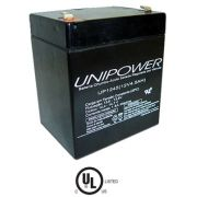 BATERIA 12V - 4,5AH UP1245-A UNIPOWER