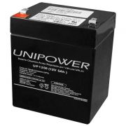BATERIA 12V 5AH UP1250 UNIPOWER