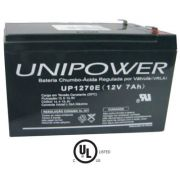 BATERIA 12V - 7 AH UP1270-E UNIPOWER