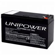 BATERIA UNIPOWER - 12V - 7AH UP1270SEG