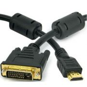Cabo DVI / HDMI 5mts F-New