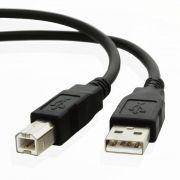 CABO USB 2,0 PRETO 5 METROS