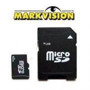 CARTÃO DE MEMORIA MICRO SD 8GB MARKVISION