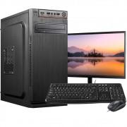 Computador Completo C7 4GB Hd 500GB Hdmi Win7 Wifi Monitor