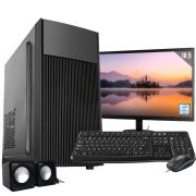 Computador Completo Core I3 8gb Hd 500gb Wifi Monitor