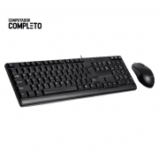 Computador Cpu Intel Core i3 8gb HD 500gb Teclado Mouse