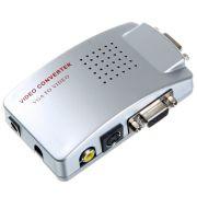CONVERSOR PC TV VGA PARA RCA Svídeo SINAL DE VGA TV