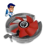 Cooler Universal Intel e Amd Brazil Pc Cla-965w
