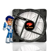 Cooler Ventoinha 120x120 mm para Fonte Raimbow 1512M G-Fire