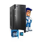 Cpu Computador I3 3°Geração 4GB HD 500GB