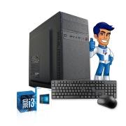 Cpu Computador Intel Core i3 8GB HD 500GB Teclado Mouse