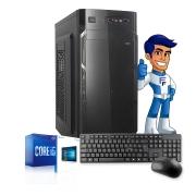 Cpu Computador Intel Core i5 8GB HD 500GB Teclado Mouse