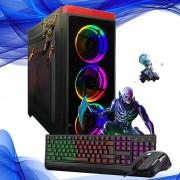 Cpu Gamer I5 8gb Ssd 120gb Hd500 Placa De Video