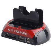 DOCKING STATION 875 PARA HD 2.5''/ 3.5'' SATA E 2.5''/3.5'' IDE