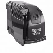 Estabilizador Bivolt 500 Va Pto Black Forceline