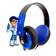 Fone De Ouvido c/ Microfone EP-400 Azul Soundshine