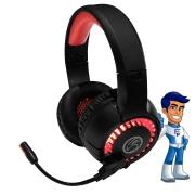 Fone Headset Gamer Led Brazil Pc K2 Para PC e Video Game