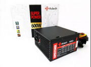 Fonte Atx 600 Watts Real Astech Super Power