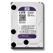 HD 4000GB SATA WESTERN DIGITAL PURPLE 7200RPM