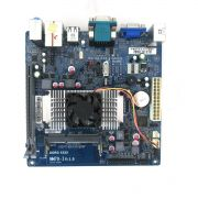 kit PLACA MÃE NM 70 I C/ Processador Ombord DDR 3