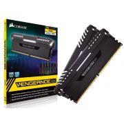 Memoria 16GB DDR4 PC 3000Mhz 2X8 GB Vengance Cors