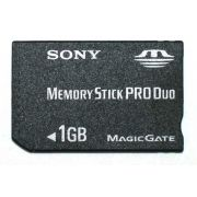 Memory Stick Pro Duo 1GB Sony