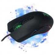 Mouse Gamer Maxxtro 7D Rgm-01 Led Rgb 7 botões 3200 Dpi