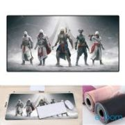 Mouse Pad Extra Grande 70x35 Familia Assassinos 2799