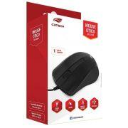 Mouse USB C3TECH MS-30-BK Preto