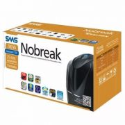 Nobreak 700va Monovolt 115v/127v~ New Station Sms 5 Tomadas