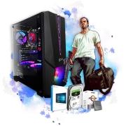 Pc Computador Gamer  AMD Athlon 320ge HD 1TB