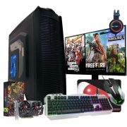 Pc Gamer Completo I5 16gb Ssd 120gb 1tb Placa De Video Monitor
