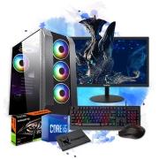 Pc Gamer Completo I5 8gb Ssd 240gb Hd 1tb Placa De Video 4gb
