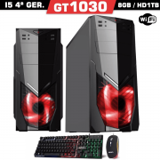 Pc Gamer I5 GT 1030 8GB HD 1TB Wifi