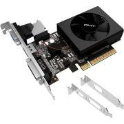 Placa de vídeo 2Gb PCI-Express GT-730 DDR-3 Pny Lp