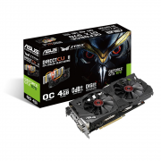 PLACA DE VÍDEO 4GB ASUS PCI-EXPRESS GTX-970 DDR5