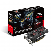 PLACA DE VÍDEO 4GB PCI-EXPRESS RADEON R7 370 ASUS