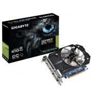 Placa de Vídeo  GigaByte GeForce GTX 750Ti 1GB DDR5 PCI-E