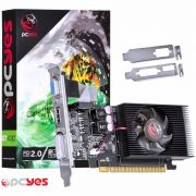 Placa de vídeo  Pci-Express 2GB GT-430 DDR-3 128 Bits Pcyes