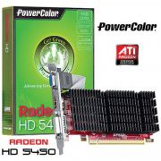 PLACA DE vídeo POWERCOLOR 1GB 64BITS PCI-EXPRESS HD5450