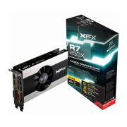 Placa de Vídeo XFX AMD Radeon R7 250X 2GB DDR3 128 Bits PCI-e