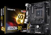 PLACA MÃE AM4 GIGABYTE AB-350M-DS2 DDR4 RYZEN