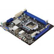 PLACA MÃE ASROCK 1155 H-61M VG3 DDR3