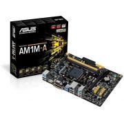 PLACA MÃE ASUS AM1M-A/BR DDR-3 AM1