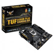 Placa Mãe Asus Tuf B360m Plus Gaming 1151 Ddr4 Hdmi M2 M